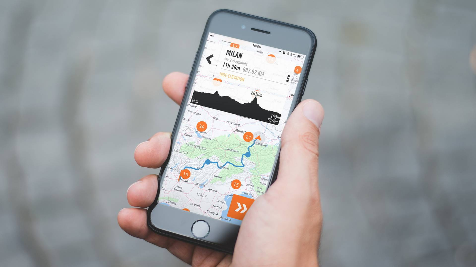 KTM MY RIDE: Next level smartphone integratie
