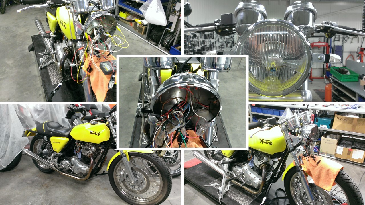 Motocare, professionele werkplaats BMW, KTM , HUSQVARNA en andere motoren